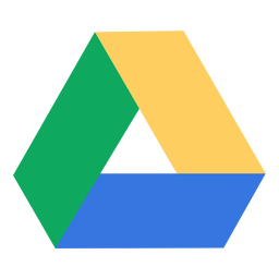 Preview of google Drive icon