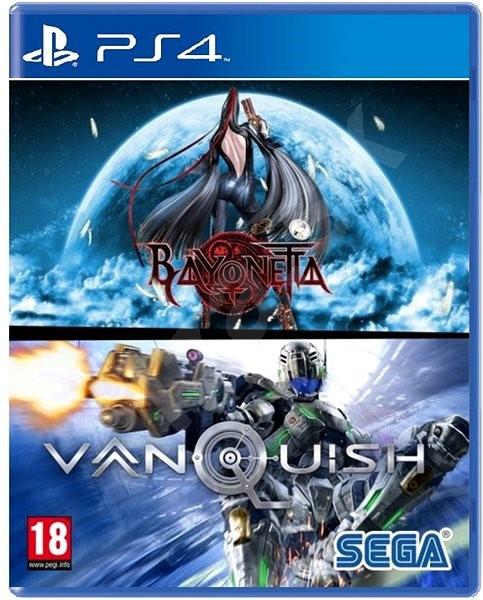 Se filtra pack de Vanquish y Bayonetta para PlayStation 4 y Xbox One