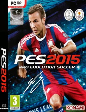Download PES 2015 (PC) Completo Gratis