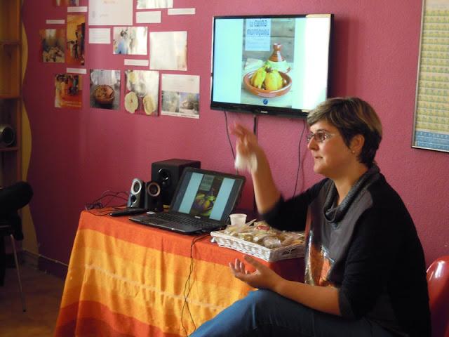 Presentació a BCN La cuina marroquina
