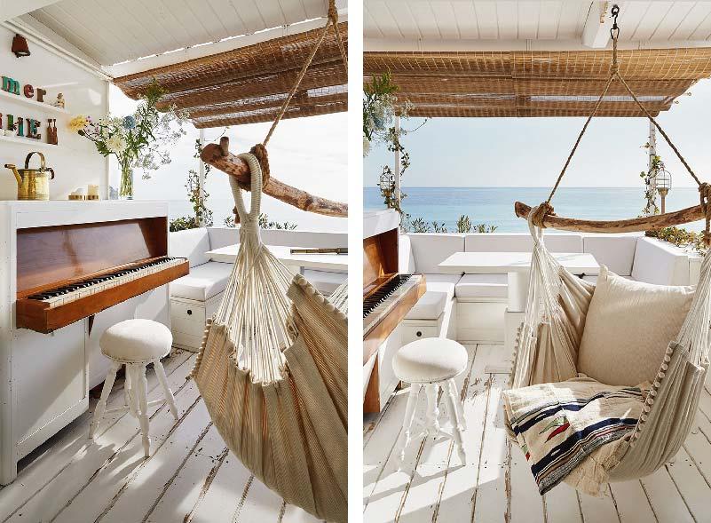Arredamento Interni Casa Al Mare : Mini casa al mare con vista dettagli home decor