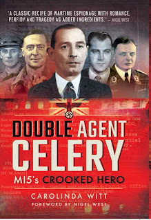 Double Agent Celery - Carolinda Witt - 2017