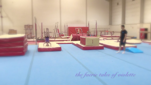 becton gymnastics