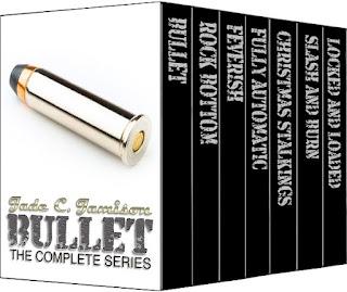 Book Showcase: Bullet by Jade C Jamison