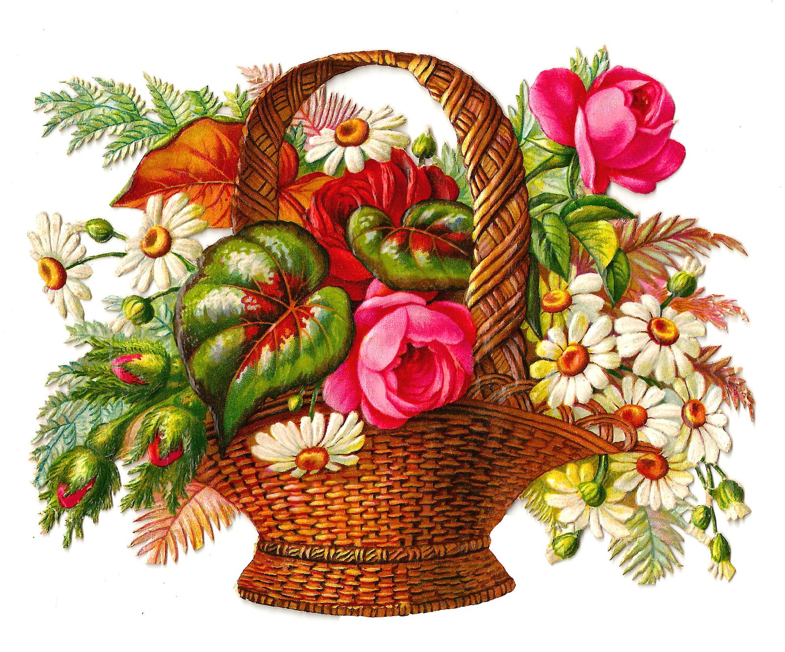 free clipart bouquet of flowers - photo #29