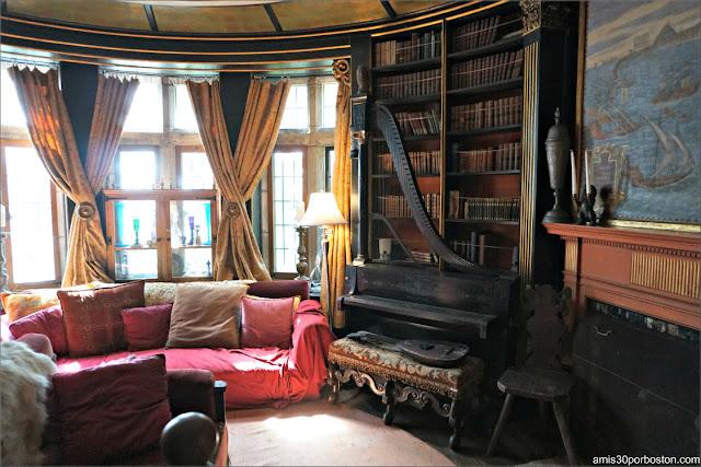 Biblioteca del Castillo Hammond, Gloucester
