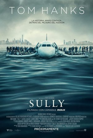 Poster Sully 2016