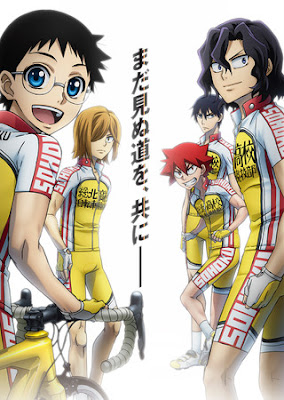 Yowamushi Pedal: New Generation Episode 1-END Subtitle Indonesia