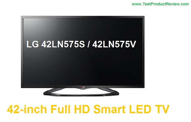 LG 42LN575S / 42LN575V 42-inch Full HD Smart LED TV