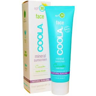 Coola SPF-30 Mineral Sunscreen