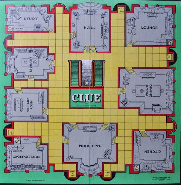 graphic about Printable Clue Board Game Cards referred to as Clue Board Sport Playing cards Printable - Yr of Contemporary H2o