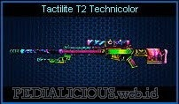 Tactilite T2 Technicolor