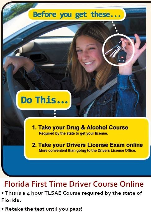 drivers license test in florida