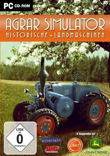 Agricultural Simulator Historical Farming 2012 PC Full