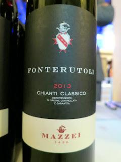 Mazzei Fonterutoli Chianti Classico 2013 - DOCG, Tuscany, Italy (89 Pts)