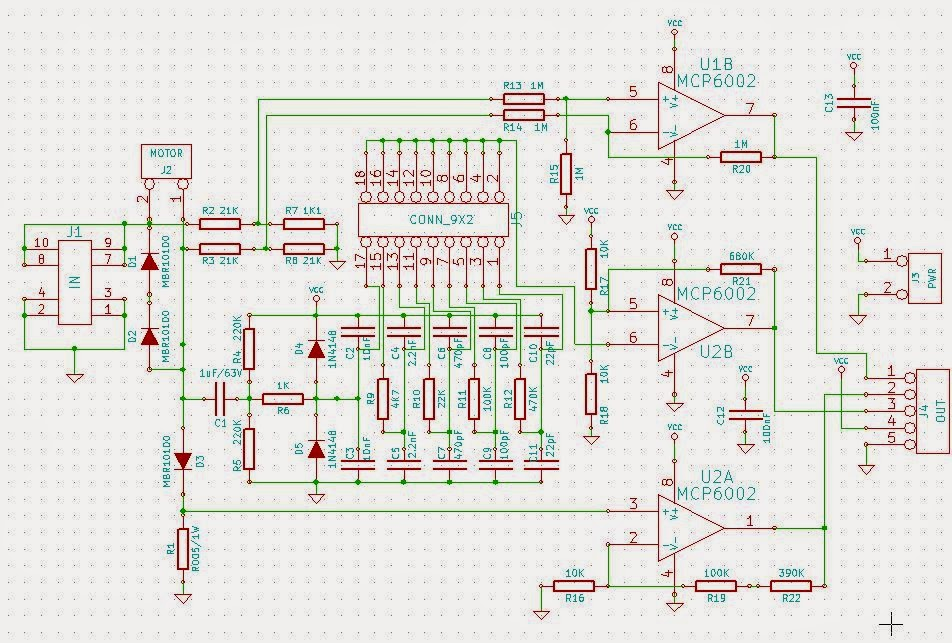 Dc Motor Controller For Cnc Router Hackaday Io
