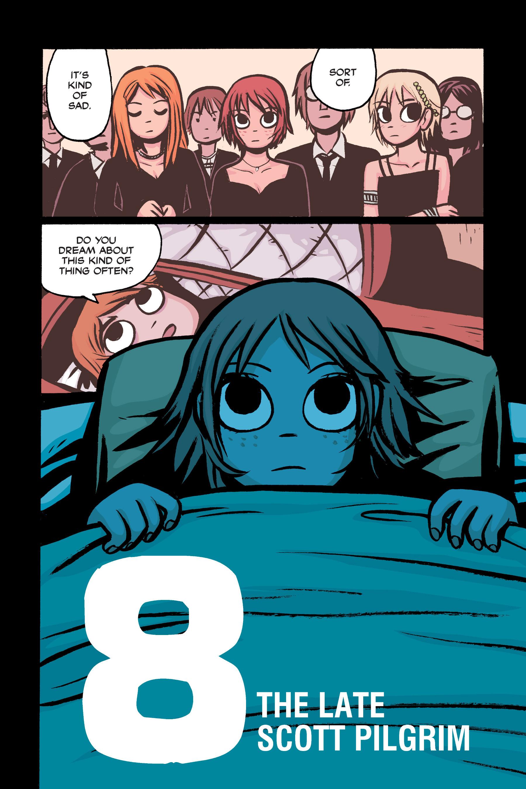 Read online Scott Pilgrim comic -  Issue #2 - 60