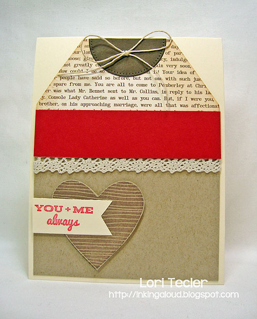 You + Me Always-designed by Lori Tecler-Inking Aloud-stamps from My Favorite Things