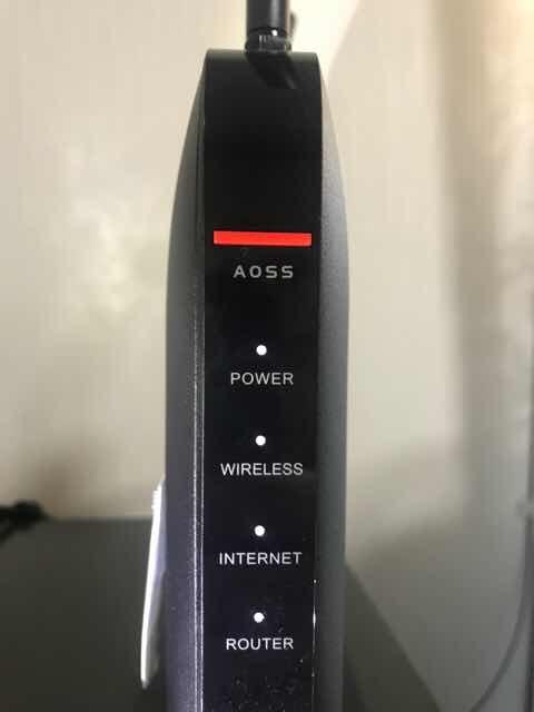バッファロー ルーター インターネット ランプ バッファロー ルーター インターネット