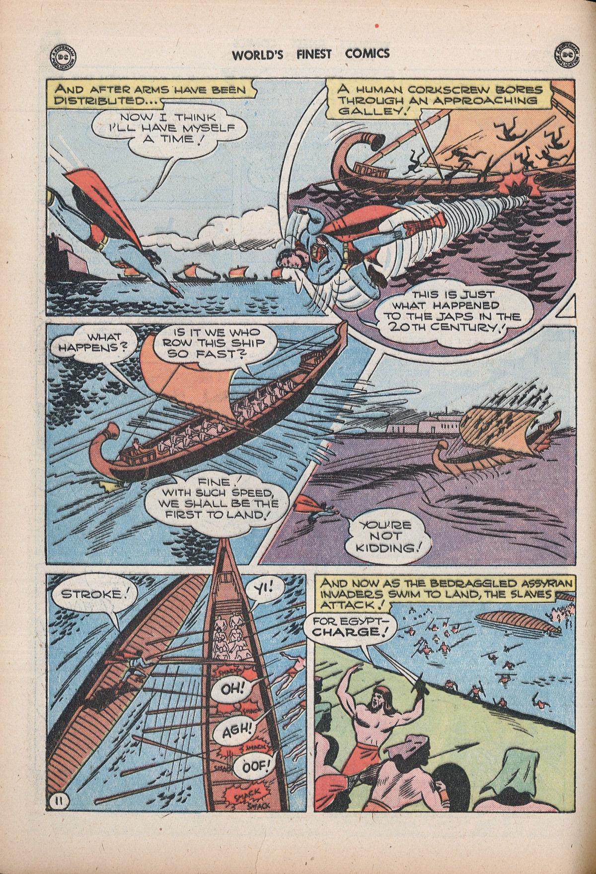 Read online World's Finest Comics comic -  Issue #32 - 70