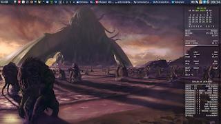 Ambiente gráfico Icewm no Devuan parte final