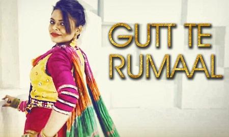 Gutt Te Rumaal Jasmeen Akhtar New Punjabi Song 2016 Desi Crew Latest Music Video