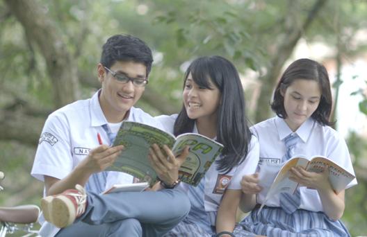 Kisah Kasih di Sekolah - Surat Cinta Anak IPA VS IPS
