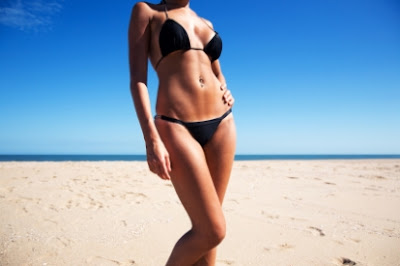Perfect beach body