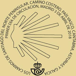 Matasellos de Primer Día en Madrid para el carné.