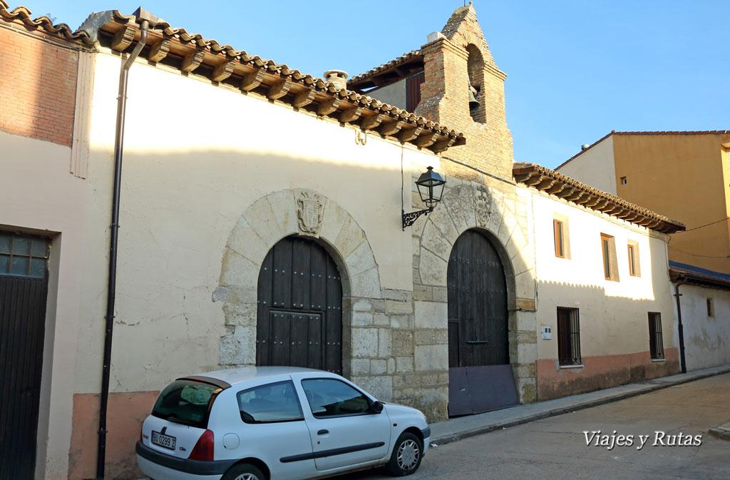 Astudillo-Ermita de la Cruz