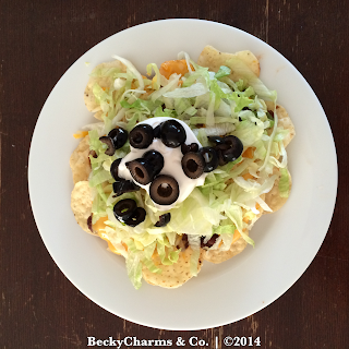 The Easiest Best Nachos TinyBaker Style by BeckyCharms 2014