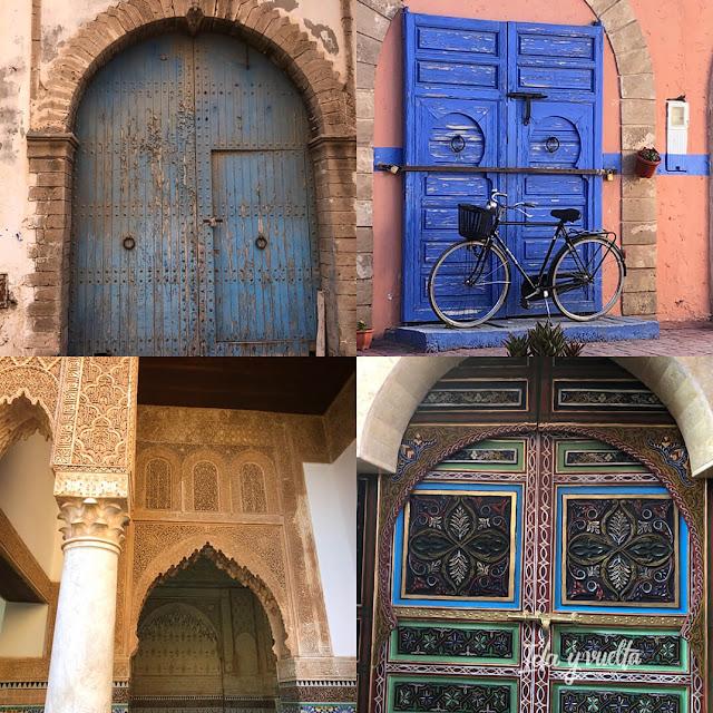 Puertas de Marrakech