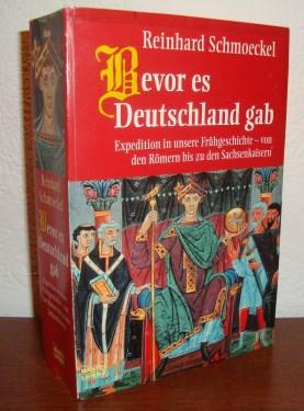 Bevor es Deutschland gab, Schmoeckel