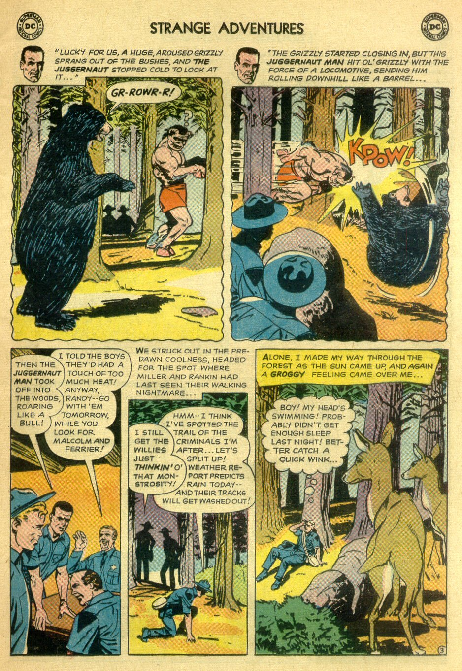 Strange Adventures (1950) issue 172 - Page 5