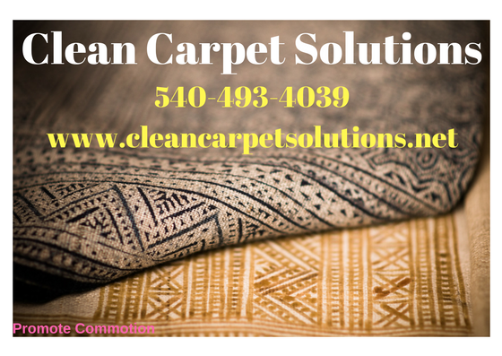 Promote Commotion Network Of Businesses Clean Carpet