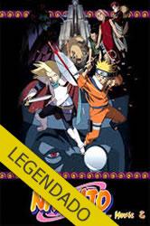 Naruto Filme 02:Grande colisão! As fantásticas ruínas das profundezas! – Legendado