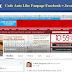 Auto Javacript tự động cho Fanpage Facebook auto like page