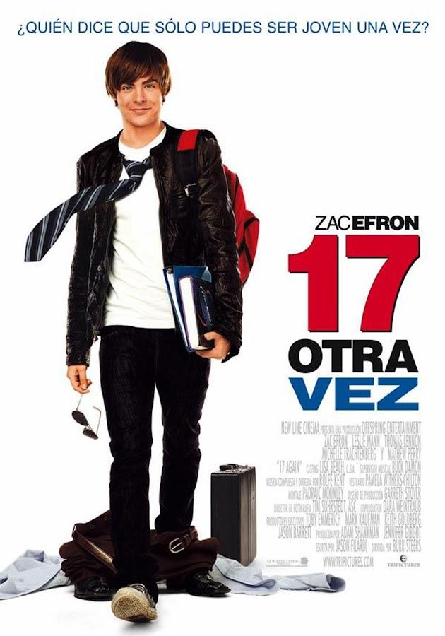 17 otra vez - Cartel