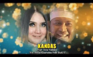 Lirik Lagu Kandas - Nella Kharisma Ft Budi