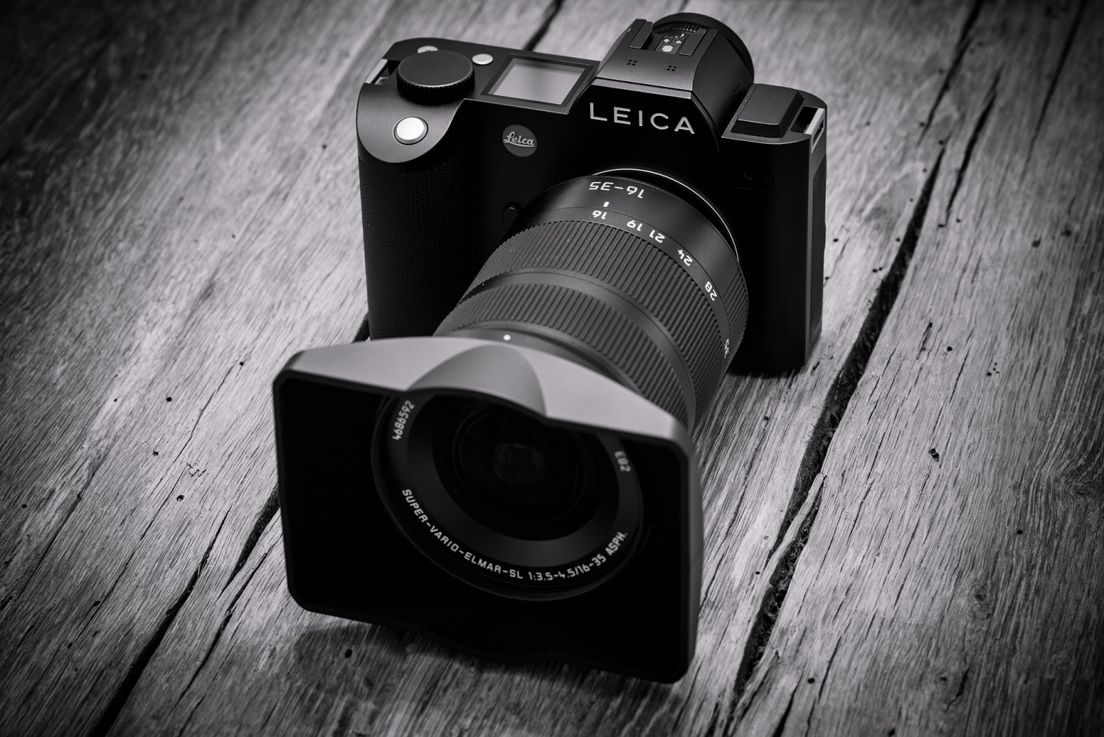 Erfahrungsbericht / Test / Review Leica SUPER-VARIO-ELMAR-SL 16–35 f ...
