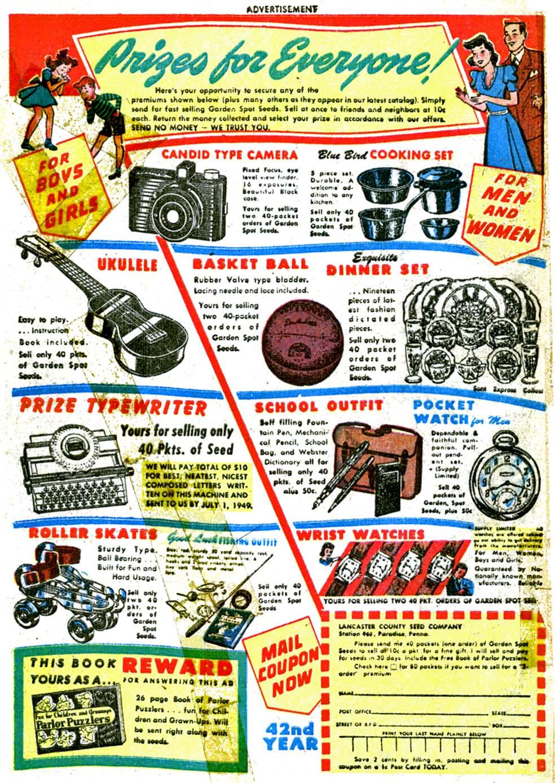 Read online Detective Comics (1937) comic -  Issue #144 - 50