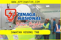 Permohonan Skim Latihan 1malaysia Tenaga Nasional Berhad - 16 Disember 2018