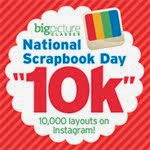 National Scrapbooking Day - 2014