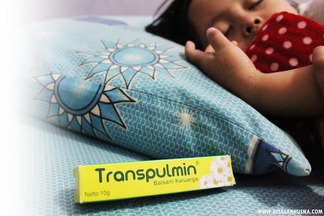 Transpulmin Balsam Anak