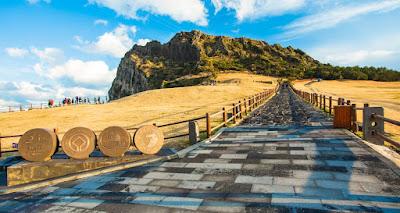 Seongsan Sunrise Peak - Jeju Island - 5D3N Explore Jeju Feb 2018 - Salika Travel