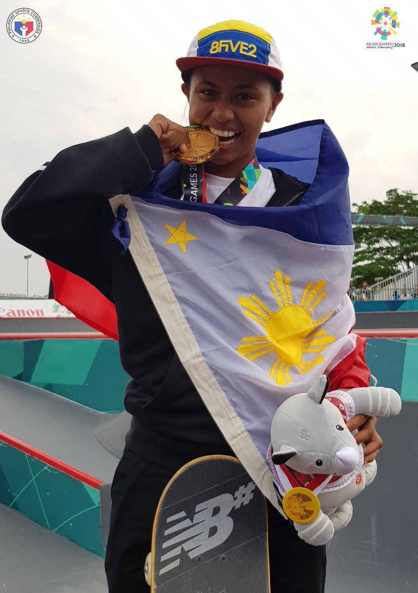 Margielyn Didal wins Philippines' 4th gold medal