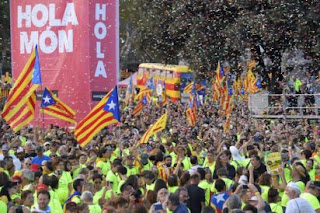Catalans, Rohingyas and other Minority eruptions