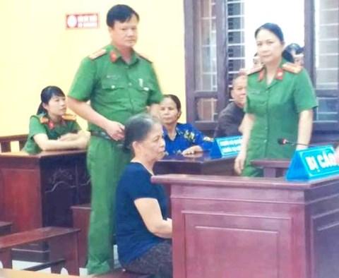 Vụ sát hại cháu gái 23 ngày tuổi chấn động Thanh Hóa: Bà nội nhận bản án 13 năm tù