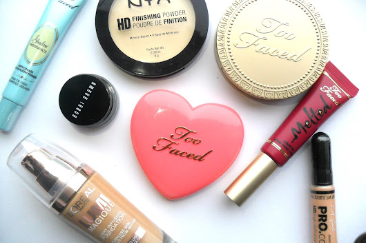Makeup Haul: Too Faced, Urban Decay, NYX, The Balm...