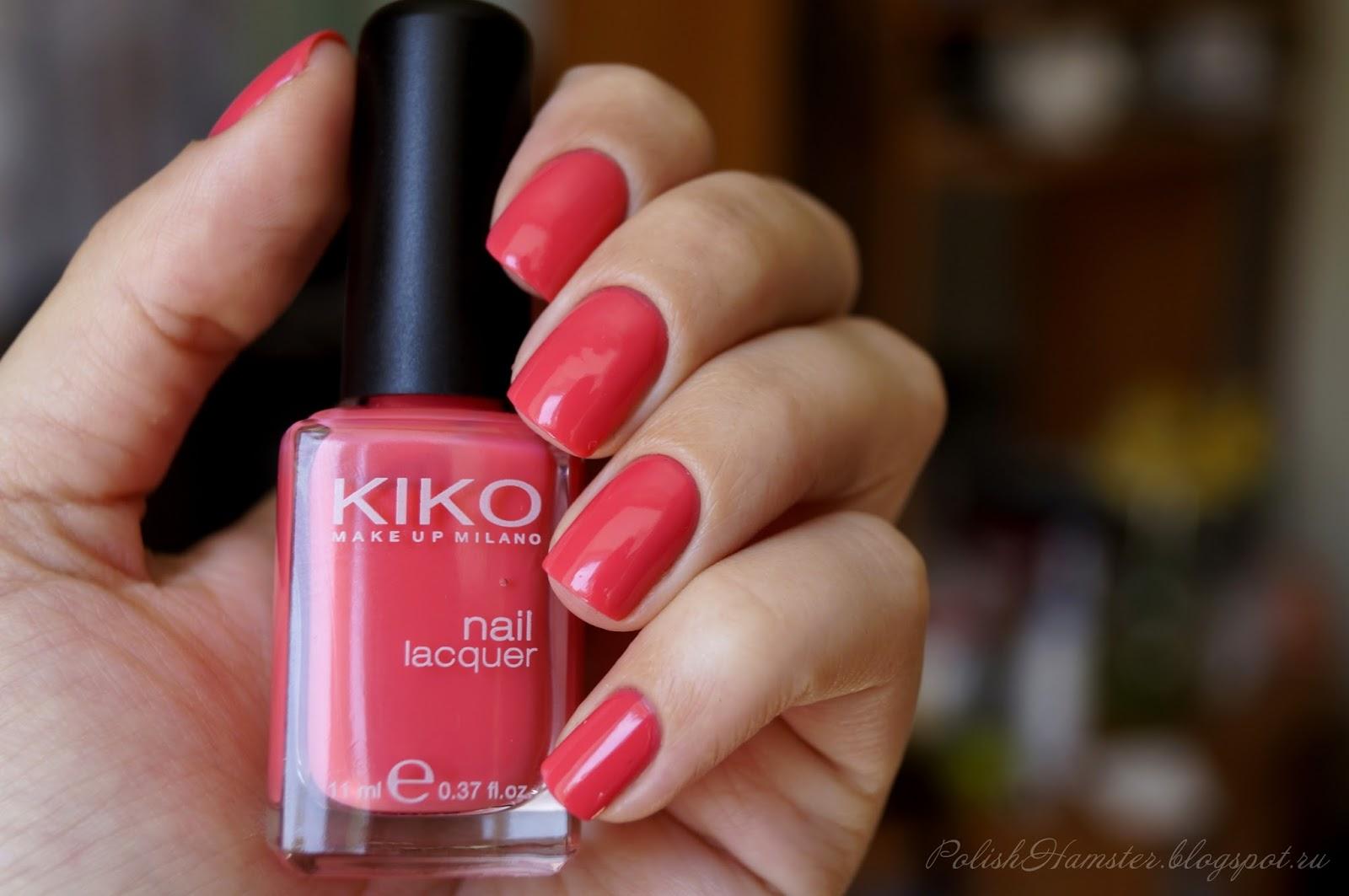 Kiko 360 Strawberry pink